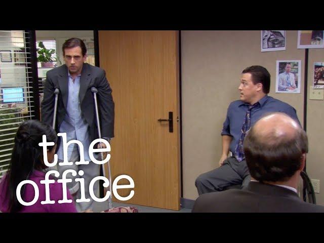 Mark York muere a los 55 años: el actor se hizo famoso por su papel de Billy Merchant en \'The Office\'