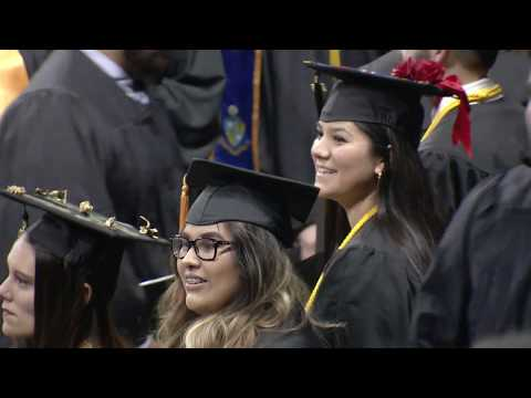 2018 Fall Commencement - Live Stream