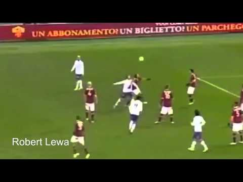 Miralem Pjanic - AS Roma Magician - Goals, skills and assists
