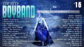 Download Mp3 Best Boyband Songs Playlist westlife Backstreet Boys NSYNC Blue A1 Plus1 All4One BoyzIImen