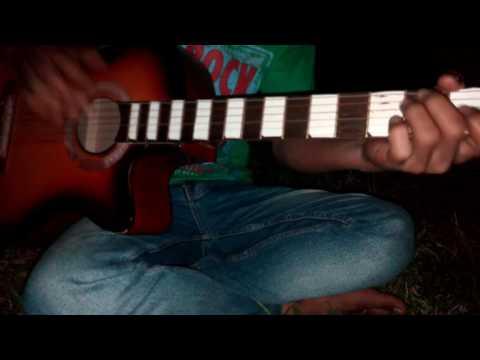 Belajar Gitar Lagu Layang Sworo