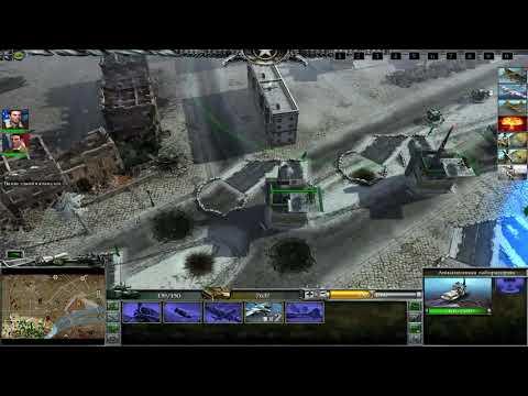 War Front - Turning Point (Allies) (Hard) - Part 15 (Final Battle)