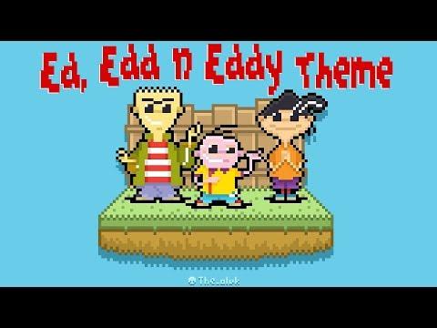 Ed, Edd n Eddy Theme [8 Bit Tribute to Ed, Edd n Eddy] - 8 Bit Universe