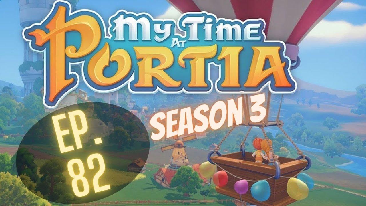 Download Happy Birthday, Scraps! - My Time At Portia: Season 3 Ep 82