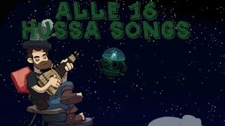 Alle 16 Hussa Songs! Deponia - Chaos auf Deponia - Goodbye Deponia (Inkl. Lyrics)