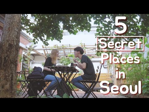 5 Hidden Places In Seoul Only Locals Know About