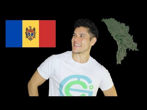 Geography Now! MOLDOVA