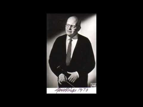 Schubert - Symphony n°6 - LSO / Krips