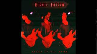 Watch Richie Kotzen Some Voodoo video