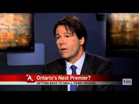 Eric Hoskins: Ontario's Next Premier?