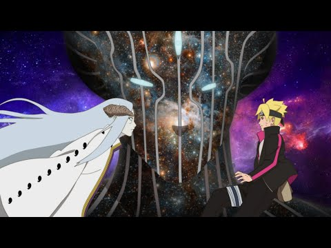 Boruto saw Otsutsuki's God and Leader | Boruto Episode Fan Animation