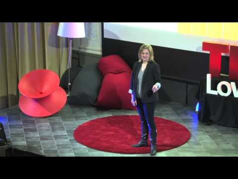 Want to become a better leader? Here's how. Just listen: Catherine Rymsha at TEDxLowell