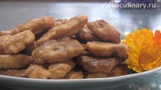 Бабушкины куриные оладьи - Рецепт Бабушки Эммы