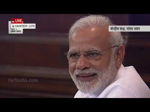 हुक्मदेव जी ने सडन्ली ऐसा क्या बोला जो PM Modis हुए भाबुक - आउटस्टैंडिंग पार्लिअमेंटरीअन आवर्ड में?