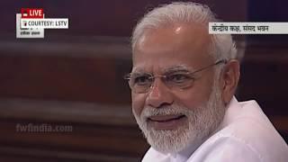 हुक्मदेव जी ने सडन्ली ऐसा क्या बोला जो PM Modi's हुए भाबुक - आउटस्टैंडिंग पार्लिअमेंटरीअन आवर्ड में?