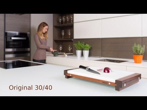 Schneidebrett Aus Holz Und Kunststoff Exklusiv Leicht Zu Reinigen Pflegen You