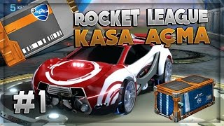 Rocket League - Kasa Açılımı - Çöp Çıktı