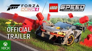 Forza Horizon 4 LEGO Speed Champions - E3 2019 - Launch Trailer