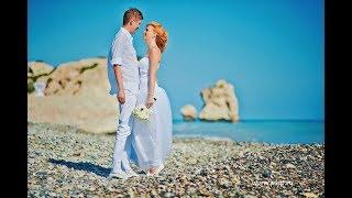 Свадьба на Кипре у Места Рождения Афродиты Анны и Алексея