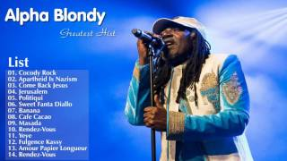 Video Alpha Blondy Greatest Hits Full album 2017 download MP3, 3GP, MP4, WEBM, AVI, FLV Desember 2017