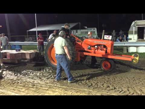2015 Warren Dead Weight Tractor Pull 4000lb - 6000lb Class, Warren IN