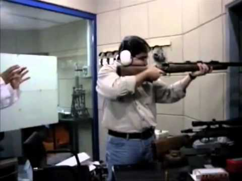 Donny & Current Value - Drill VS Arab Shooting Gun Test.mp4