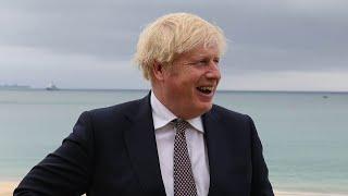 video: Boris Johnson hails first meeting with Joe Biden as 'breath of fresh air'