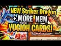 NEW Striker Dragon + More New Yugioh Cards Structure Deck Revolver Cards 2019