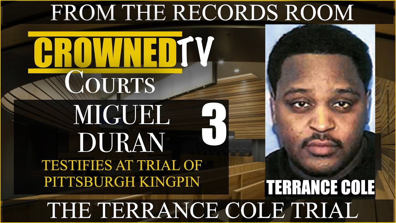 Cutthroat business leads to Drug Lord Miguel Duran meeting with Pittsburgh Kingpin Terrence Cole