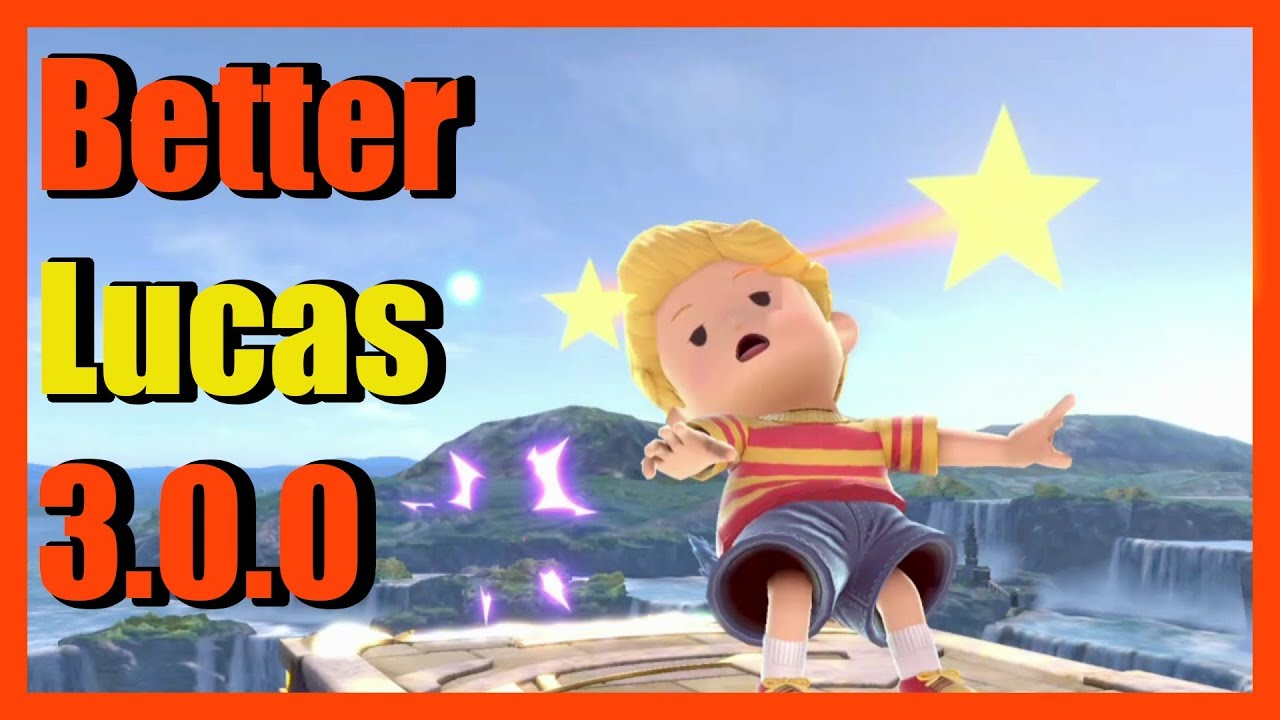 Buff Lucas for Patch 3 0 0 Super Smash Bros  Ultimate