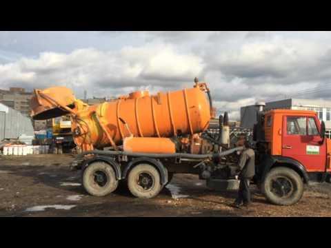 КАМАЗ на метане говно!? - YouTube