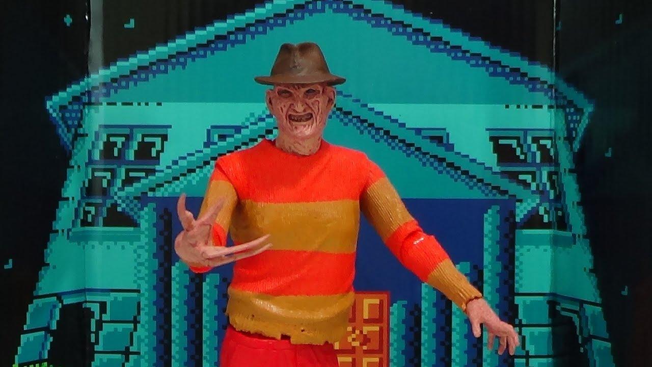 Freddy Kruger Game