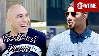 Brandon Vera | Food Truck Diaries | BELOW THE BELT with Brendan Schaub