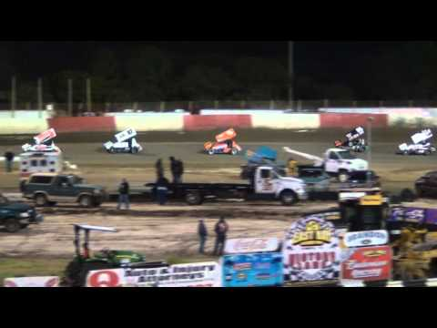 Winter Nationals East bay Raceway ASCS Sprints