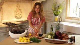 Warm Greek Lentil Salad : Greek Cooking