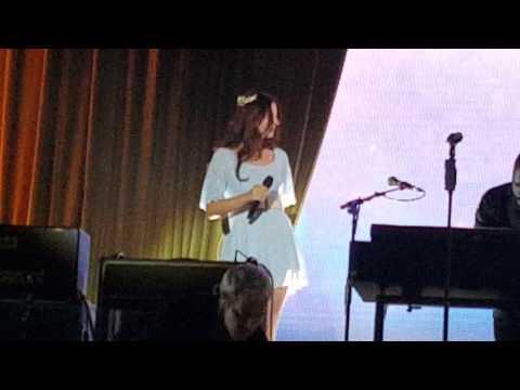 Lana Del Rey - Freak (Live At Rockwave Festival 19/07/16)