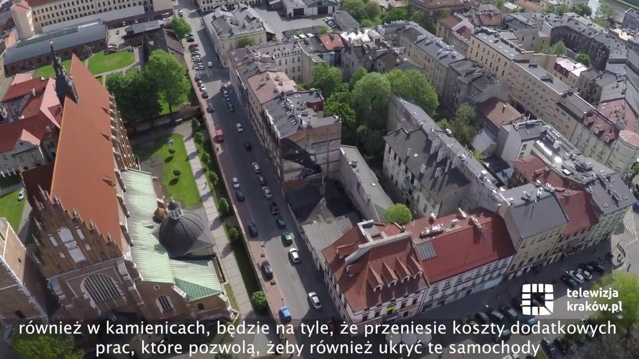 Skala inwestycji w Krakowie