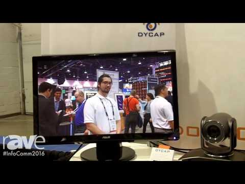 InfoComm 2016: Dycap Media Solutions Demonstrates Perfect Track Software Unit