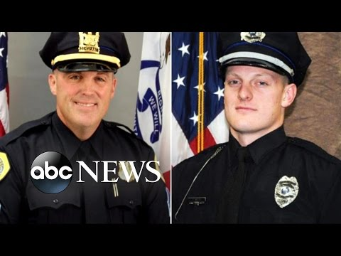 2 Iowa Police Officers Ambushed and Killed While Sitting in Their Patrol Cars
