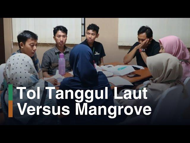 Dampak Pembangunan Tol Tanggul Laut Semarang Demak terhadap Ekosistem Mangrove