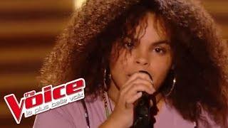 Rihanna - Man Down | Manoah | The Voice France 2017 | Blind Audition