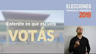 Video: Elecciones guia