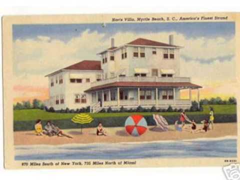 Mom And Pop Inns Along Myrtle Beach's Grand Strand