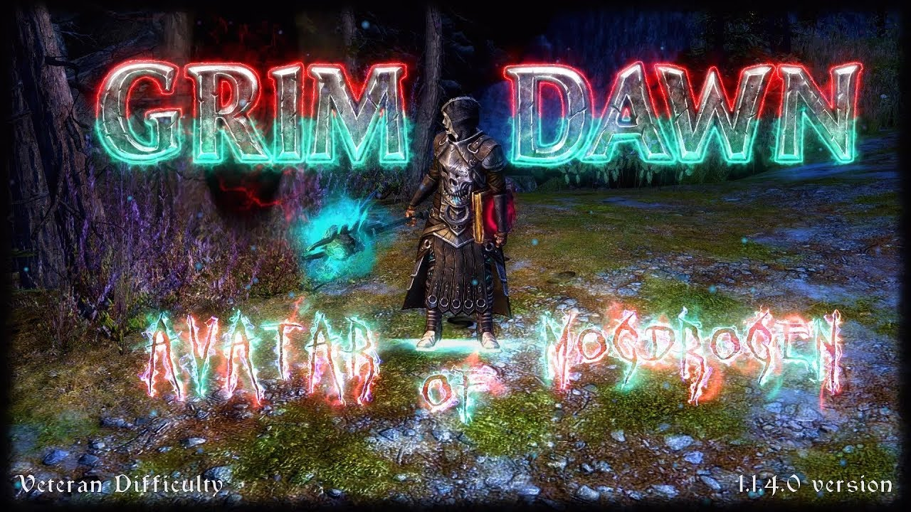 Looking for 2H DPS/Tank : Grimdawn