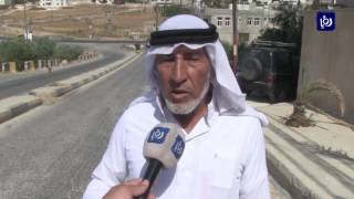 احتجاجات مستمرة لأهالي قرية سال بسبب انقطاع المياه - (26-7-2017)