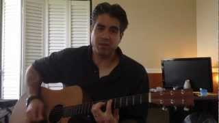 Open the Eyes of my Heart | Guitar Worship Lesson| Dyce Kimura | Fort Lauderdale Worship Leader