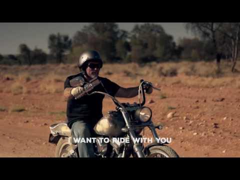 Steve Grace - Motorcycle Blues [Official Lyric Video]