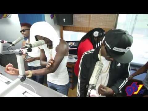 #TurnItUpFridays feat. Busy Signal, Konshens & Aidonia Pt.1