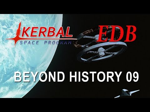 Kerbal Space Program with RSS/RO - Beyond History 09 - NERVA Mission 1