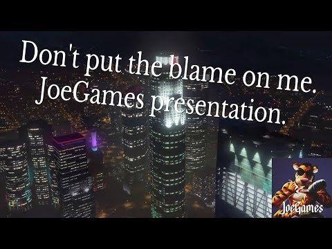Don't Put The Blame On Me, (Human - Rag'n'Bone man) - GTA V